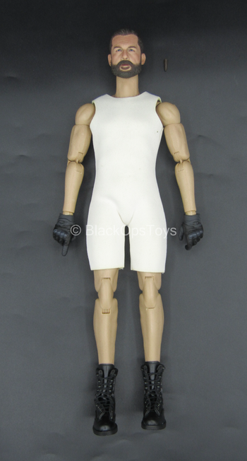 Bravo Six Urban Version - Male Body w/Head Sculpt, Boots & Hands