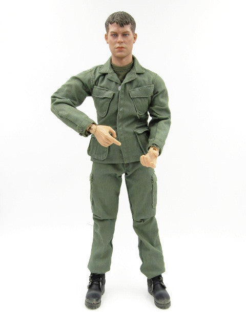 ACE 13023 Hamburger Hill Vietnam 1969 101st Airborne Div Male Figure