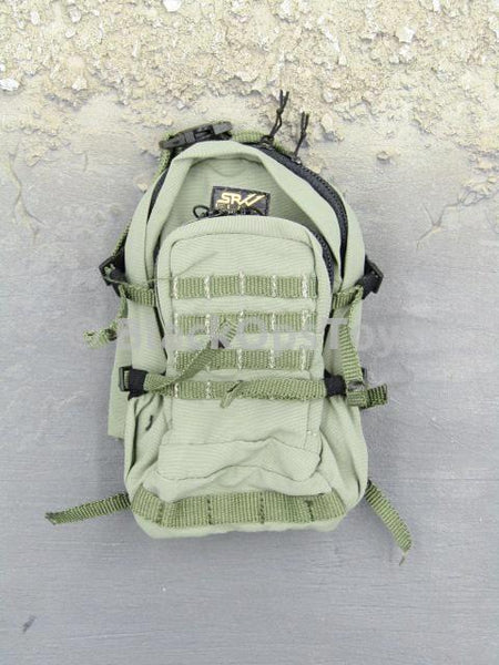 Russian Spetsnaz FSB Alfa Group 3.0 Gorka Version Green Backpack