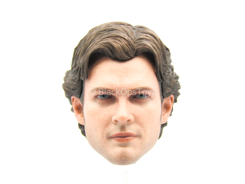 Star Wars - Han Solo - Male Head Sculpt w/Magnetic Hair Piece