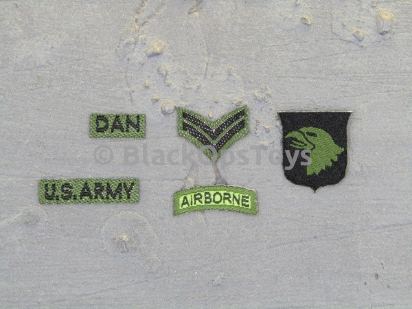 ACE 13023 Hamburger Hill Vietnam 1969 101st Airborne Div PATCHES