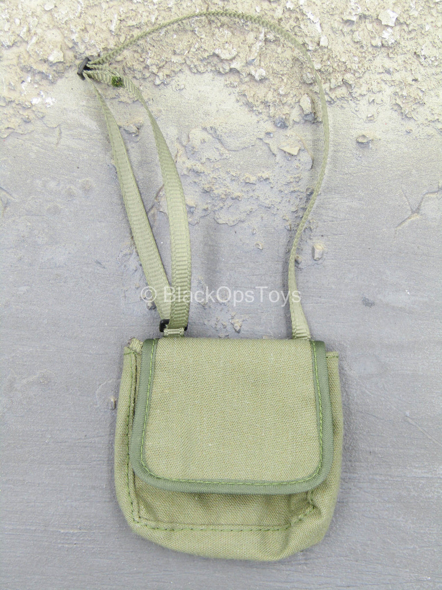 Bank Robber - OD Green Vietnam Style Ammo Bag