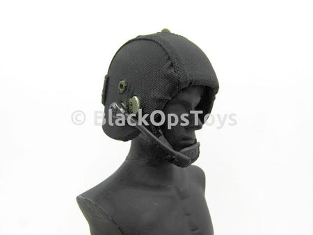 Russian Spetsnaz FSB Alfa Group 3.0 Black Helmet