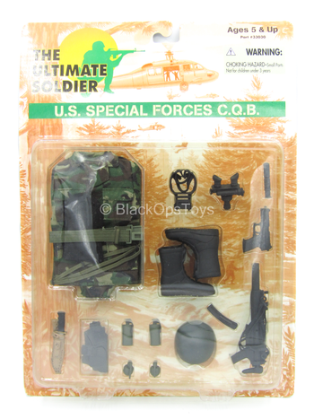 United States Special Forces C.Q.B. Set - MINT IN BOX