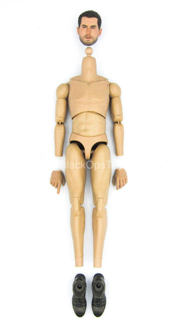 British SMU - Lone Rescuer - Male Base Body w/Headsculpt