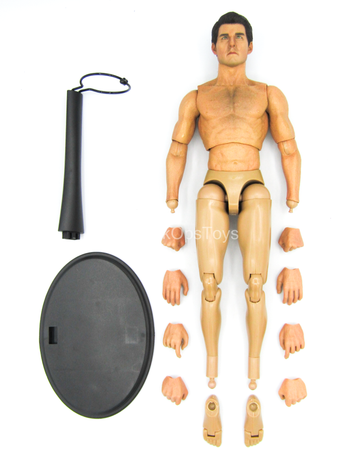 Mission Imcomble - Male Base Body w/Head Sculpt