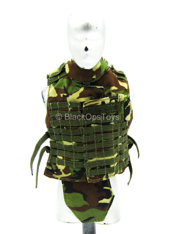 US Army EOD - Woodland Interceptor Vest