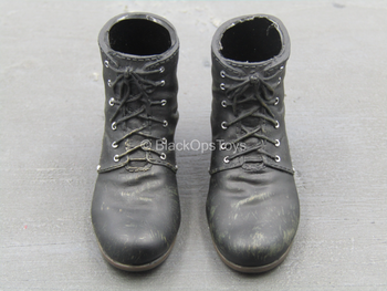 Mission Imcomble - Black Shoes (Foot Type)