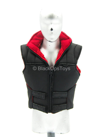 GI JOE - Destro - Black & Red Vest
