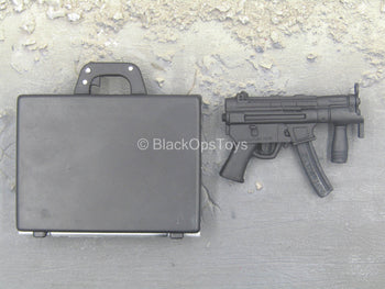 The Villains - Boris The Enforcer - MP5 Submachine Gun w/Case