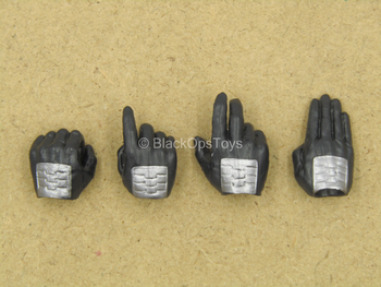 1/12 - Blade Exclusive - Male Gloved Trigger Hand Set (Type 1)