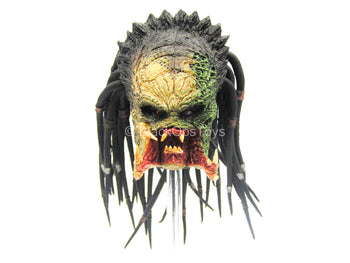 AVP - Predator - Male Yautja Head Sculpt