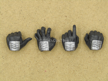 1/12 - Blade Exclusive - Male Gloved Trigger Hand Set (Type 2)