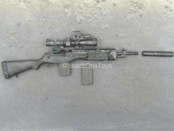 Modern Firearms Collection IIII - M14 Sniper Rifle w/Suppressor