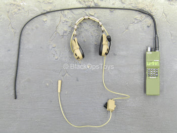 Phantom Modern Version - Radio w/Tan Headset