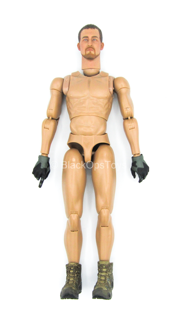 Hostage Rescue Team - Complete Male Base Body w/Head Sculpt