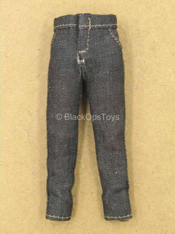 1/12 - Carlo Eduardo - Grey Denim Like Jeans