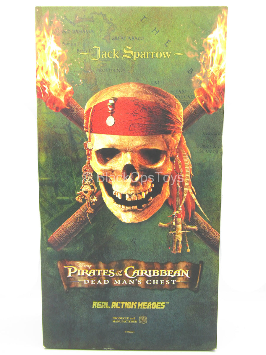 POTC - Jack Sparrow - Tan & Red Belt