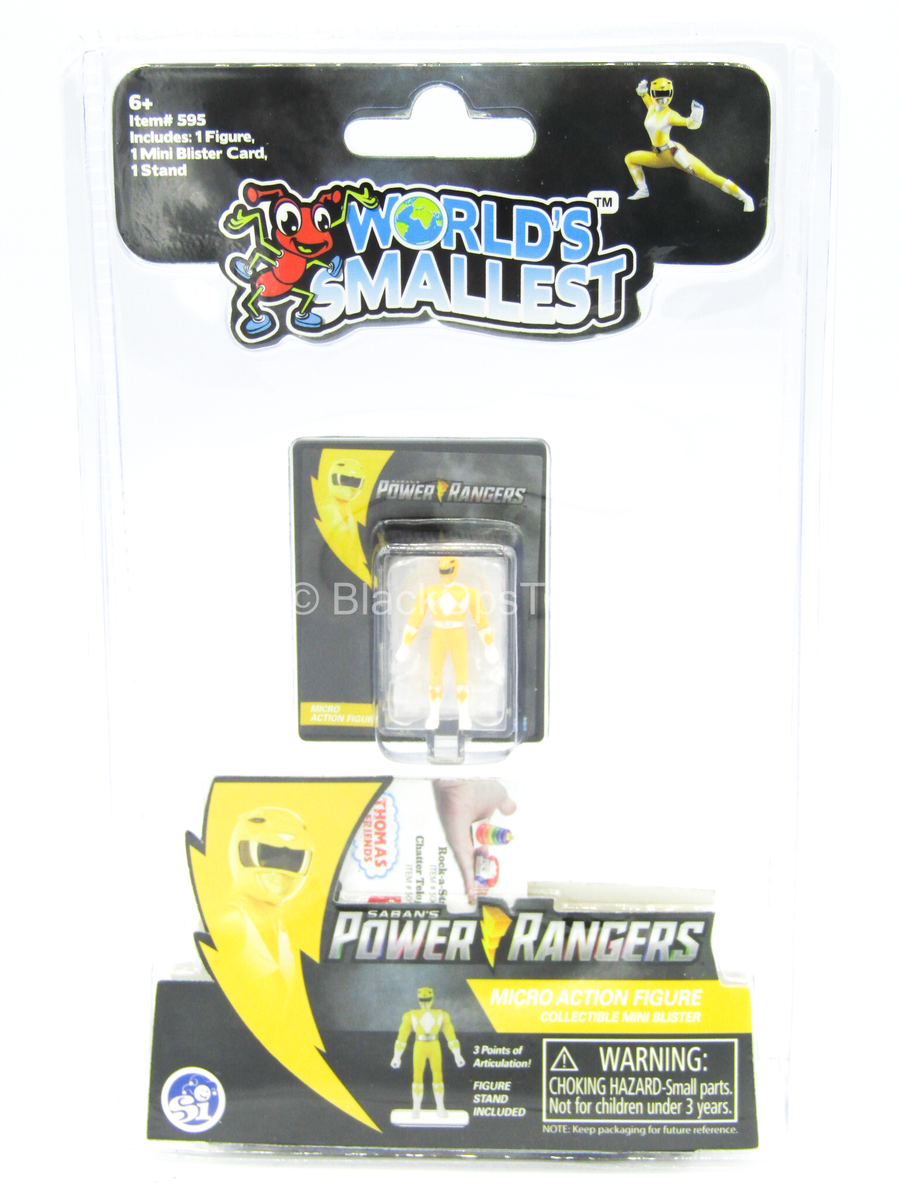 Other Scale - Power Rangers - 6 Pack - MINT IN BOX