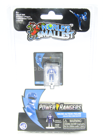 Other Scale - Power Ranger - Blue - MINT IN BOX