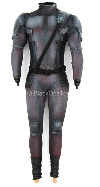 Dusty Deadpool 2 - Male Base Body w/Body Suit