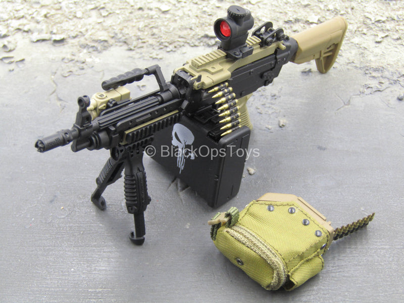 S.A.D. Low Profile - SAW K Super Compact 5.56 LMG w/Attachment Set Type 2