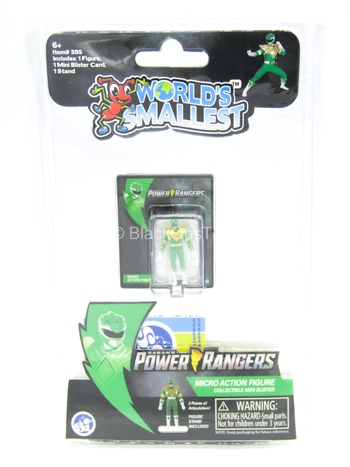 Other Scale - Power Ranger - Green - MINT IN BOX