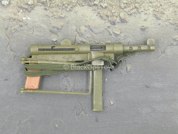 USMC Advisor Vietnam - Swedish K Sub-Machine Gun w/Foldable Stock