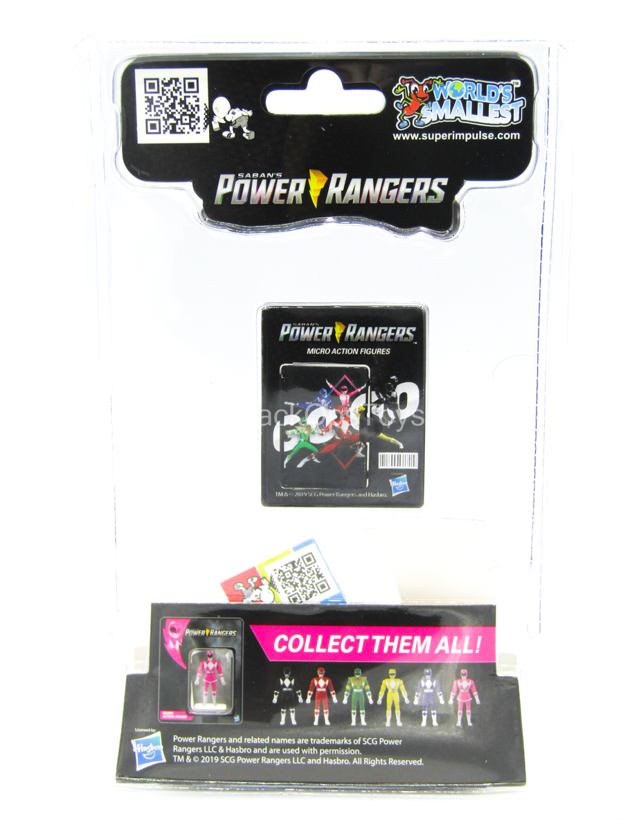 Other Scale - Power Ranger - Pink - MINT IN BOX