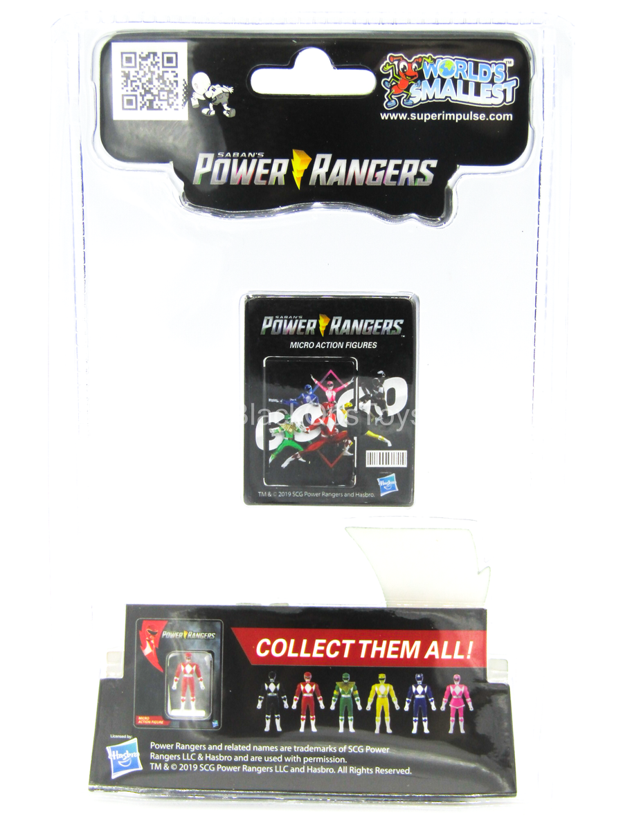 Other Scale - Power Ranger - Red - MINT IN BOX