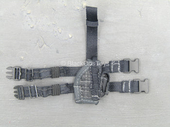 Control Combat Team - Black Drop Leg Holster