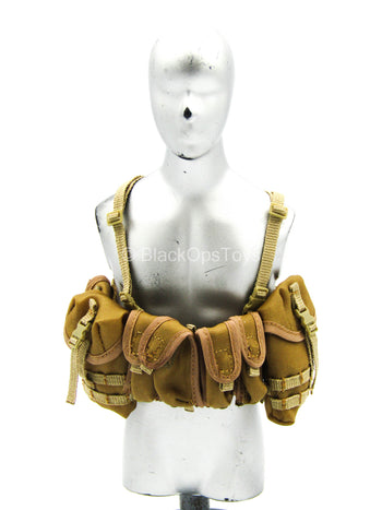 Mountain Ops Sniper - Desert Tan Chest Rig