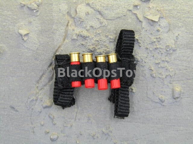 LAPD SWAT 3.0 - Takeshi Yamada - Red Shotgun Shells & Holster Set