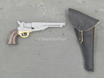 George E. Pickett - Colt Navy Pistol w/Leather Like Holster