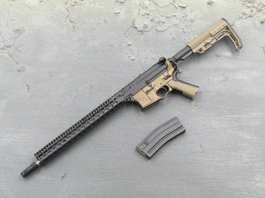 "RIFLE - PMC AR FDE Tan Stock ""Tartus"" Keymod Rifle"