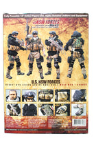 NSW Forces - Desert Ops - Black Knee Pads