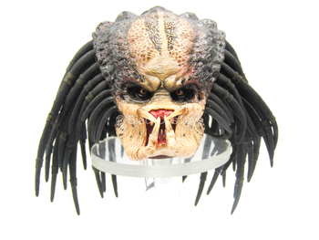 Predator - Male Yautja Head Sculpt w/Interchangeable Mandibles