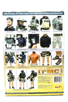 Private Military Contractor - Tan Plate Carrier