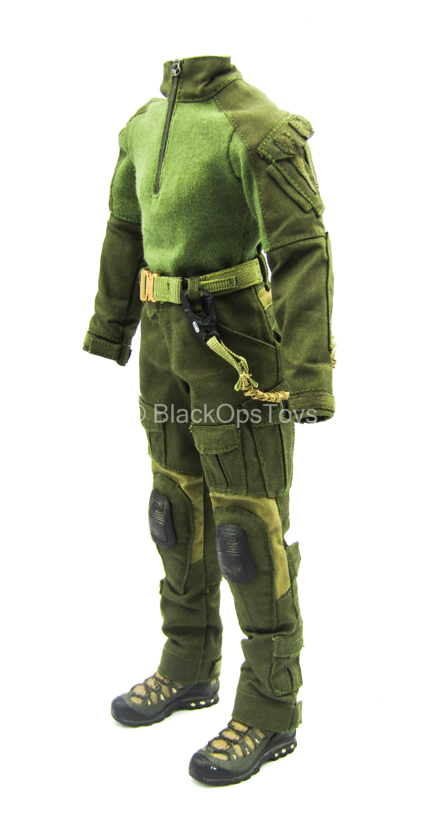 Phantom Modern Version - Green Combat Uniform Set