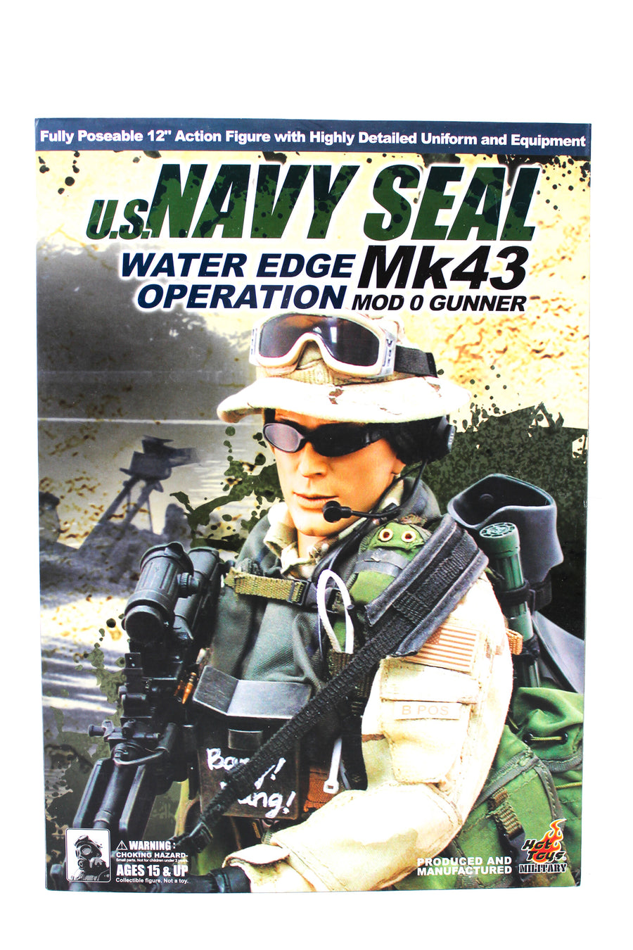 Water Edge Operation - Patch Set