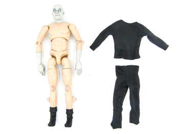 Young Frankenstein - Igor - Male Base Body w/Uniform Set