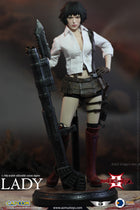 Devil May Cry 3 - Lady - Brown Gloved Hand Set