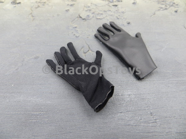 Magic Cube MC Toys MC-F060 Burglar Outfit SET Black Leather Gloves