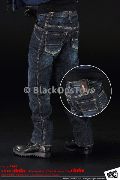 Magic Cube MC Toys MC-F060 Burglar Outfit Intercept PD Pants Jeans
