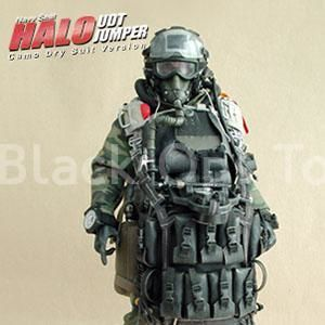 HALO UDT Jumper - Diving Gear Set