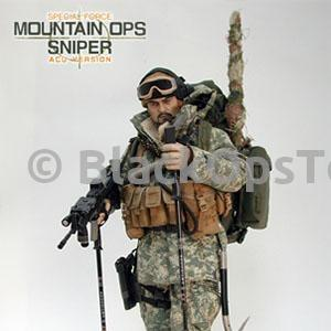 Special Force - Mountain Sniper - Blue Carabiner Set (x3)