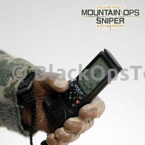 SPECIAL FORCES Mountain Ops Sniper In ACU Mint In Box