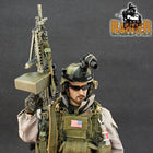US Army Ranger - Black Gloved Hand Set