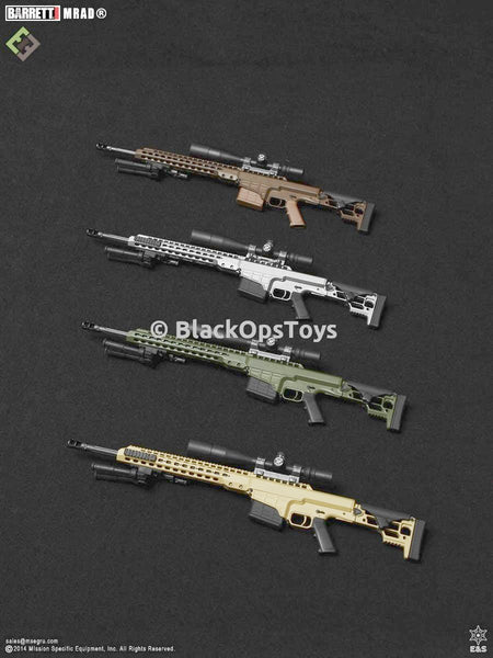 Limited Edition MSE Officially Licensed Barrett MRAD 4 Pack Mint in Box