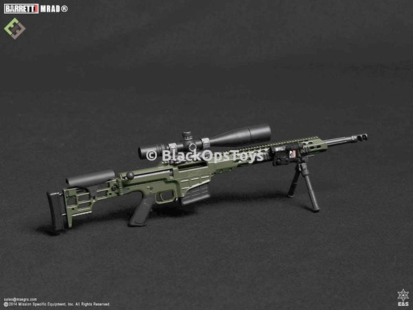 Limited Edition Officially Licensed MSE OD Green Barrett MRAD Mint in Box